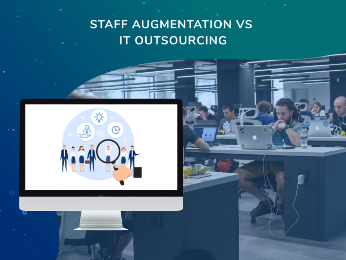 The Real Difference Between Staff Augmentation and IT Software Outsourcing