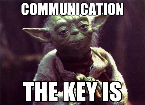 communication is the key to outsource mobile developer