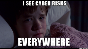 cyber risks everywhere