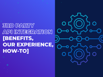 3rd Party API Integration [Benefits, Our Experience, How-To]